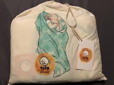 New Tula Swaddle Blanket Set- Naida Mermaids