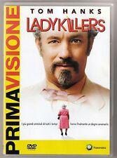 Ladykillers - DVD Panorama Prima Visione - 2004