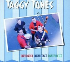 TAGGY TONES Unplugged Unreleased Unexploited CD - Rock 'n' Roll Rockabilly - NEW