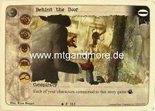 Call of Cthulhu - 1x Behind the Door  #112