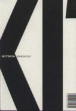 Kitsch Unedited, Andriesse, Jan, Good, Paperback
