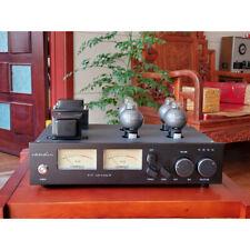 HiFi 6H8C / Cv181 Vacuum Tube Preamp Stereo Home Audio Preamplifier Tone Control