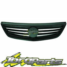 GRILLE SUIT HOLDEN COMMODORE VY 02-04 EXECUTIVE ACCLAIM LUMINA BLACK GRILL