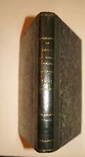 SCHRADER F.: Nouvelles geographiques. Le tour du monde. Supplément 1891. Avec la