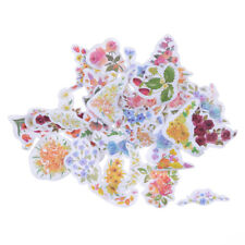 45x Fairy Flower Mini Stickers Decoration DIY Diary Planner Scrapbooking Gift ZU