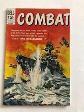 Combat #27 (Oct 1968, Dell) Comic War
