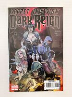 SECRET INVASION: DARK REIGN #1 MARVEL COMICS 2009 NM+ AVENGERS