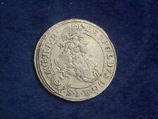 3 Kreuzer ( Groschen ) 1696 CB Leopold I.  Habsburg  W/18/522