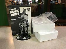 """DC Collectibles Direct Batman Black & White Statue BATMAN Risso Cipriano 7.5"""""""