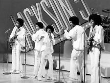 Jackson 5 - Michael Jackson Motown Group 10x8 Music Photo Print Picture