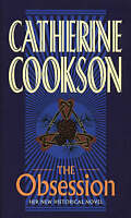"""VERY GOOD"" The Obsession, Cookson, Catherine, Book"