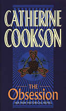 The Obsession by Catherine Cookson, Acceptable Used Book (Paperback) FREE & FAST