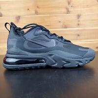 Nike Air Max 270 Triple React Black Oil Grey CI3866-003 Men Shoes Sneakers
