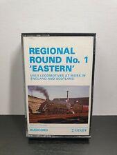 REGIONAL ROUND No.1 'EASTERN' (Steam Train Cassette Tape) : TESTED