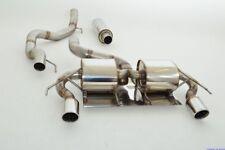 FMS 3 Zoll 76mm Duplex-Anlage V2A Opel Corsa E OPC (S-D, ab 14) 1.6Turbo 152kW