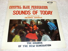"Orange Groove ""Crystal Blue Persuasion"" 1969 Psych/Rock LP,SEALED!, Exploitation"