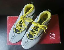 New In Box Warrior Vex Boys' Cleats 3.5 M