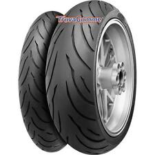 COPPIA PNEUMATICI CONTINENTAL CONTIMOTION 120/70R17 + 170/60R17