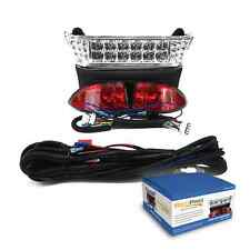Club Car Precedent Electric Golf Cart ALL LED Light Kit w Bucket Harness 08.5-UP