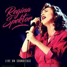 REGINA SPEKTOR - LIVE ON SOUNDSTAGE * NEW CD