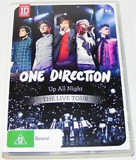 ONE DIRECTION-- Up All Night-The Live Tour--- (Dvd)