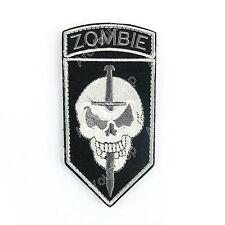 Zombie Slayer Tactical Combat Killer Team Outbreak Response Swat Emblem Patch