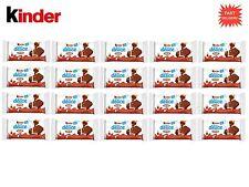 20 x Kinder Delice Milk & Cacao Chocolate Bars - 840 g / 29.64 oz