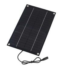 6W 12V 0.5A Monocrystalline DIY Solar Cell Solar Panel For 12V Battery Charger