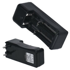 Dual Battery Charger For 18650 14500 26650 Rechargeable Li-Ion Batteries