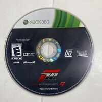 Forza Motorsport 4 Essentials Edition (Microsoft Xbox 360, 2011) Disc Only