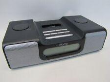 iHome iH2 Alarm Clock AM/FM/Radio tuner iPod Speaker Dock/Charger/Aux