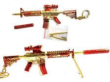 Cross Fire CF Gun Keychain Keyring Pendant Cosplay US Ship