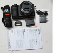 Sony Alpha a6400 Mirrorless, Compact APS-C Interchangeable Lens Digital Camera