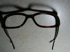 Ray Ban Red Translucent Frames RB4122