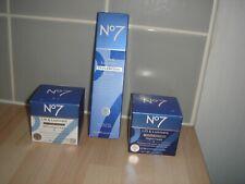 3 x No7 lift & luminate triple action  1 Serum 1 day 1 night  cream all 50ml