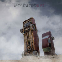 Monolord Rust Vinyl 2 LP NEW sealed
