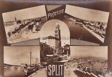 CROATIA - Spalato/Split - Viste - Foto Cartolina