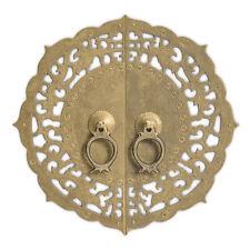 "CBH Chinese Brass Hardware Door Cabinet Plate 9.8"""
