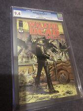 The Walking Dead Weekly #1 Image Comic Book CGC 9.4!!! NM