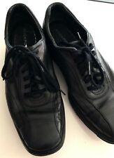 Rockport World Tour Classic Black Tumbled Leather Walking Shoes-Mens 7 M APM1191