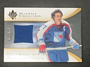 Phil Esposito 2005-06 Ultimate Collection Jersey (126/250) New York Rangers #JPE
