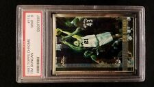 1997 Topps Chrome Tim Duncan Psa 9. HOF with Kobe and KG in May 2021