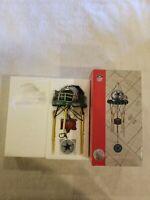 NFL YARD LINE NFL Dallas Cowboys  Wind Chime NEW IN BOX #247641