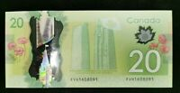 2012 Canada $20 Bill - Rotator Serial Number
