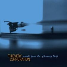 Thievery Corporation-suoni From The Thievery Hi-Fi (2lp vinyl gatefold)