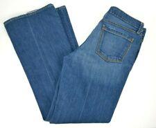 GAP Women's Original Flare Leg Blue Jeans 12 Regular