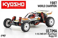 KYOSHO 1:10 ULTIMA 1987 WORLD CHAMPION Off-Road Racer 2WD Buggy Kit KYO30625