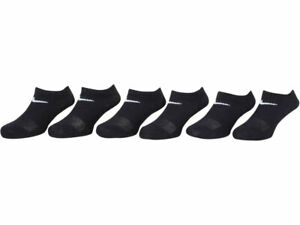 Nike Young Athletes Socks Toddler/Little Boy's 6-Pairs Dri-FIT No Show