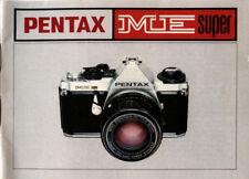 Pentax ME super manuale in pdf su cd