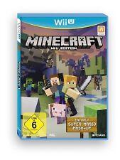 Minecraft Wii u-edition incl. Super Mario Mash-Up Nintendo Wii U WiiU NEW BOXED